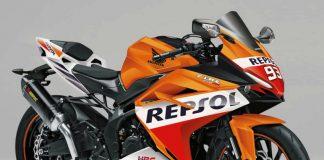 CBR250 2016 Repsol