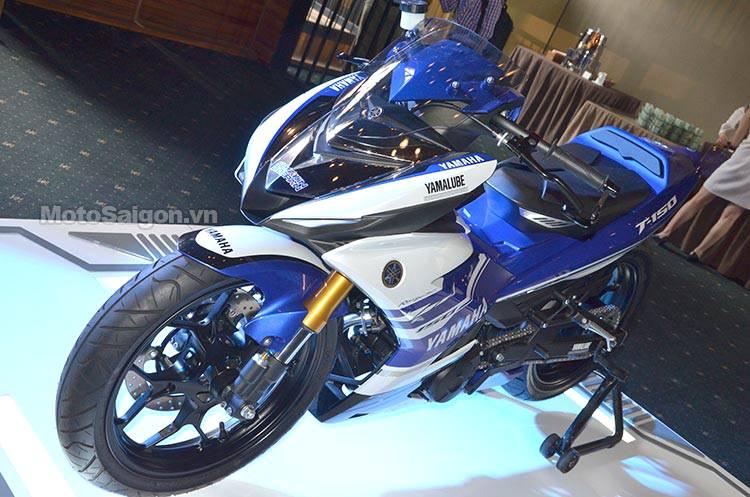 Exciter 150 độ phong cách xe đua Yamaha M1