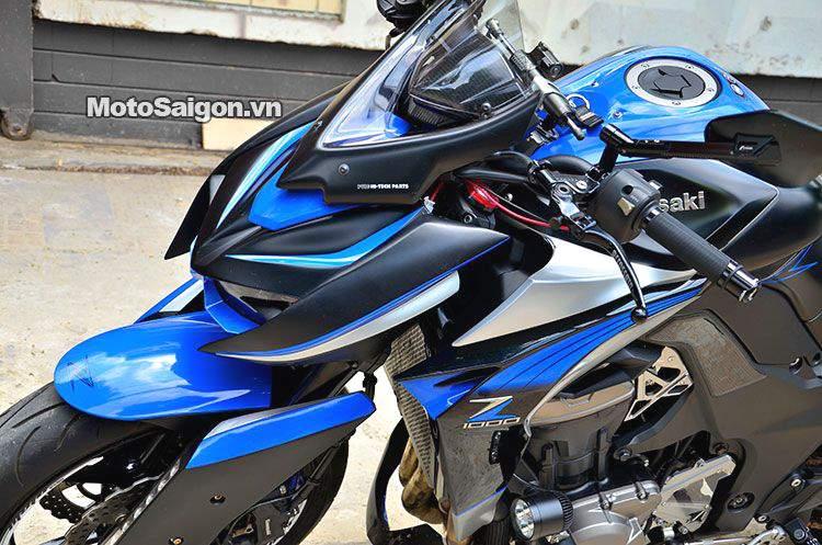 Kawasaki Z1000 2019 Thế Hệ Mới Mạnh Mẽ Hơn Hiện đại Hơn