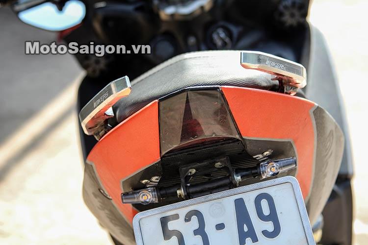 Ngắm Suzuki Bandit 250 độ Turbo và dàn áo Exciter 135 tại Việt Nam 16