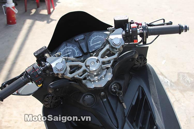 Ngắm Suzuki Bandit 250 độ Turbo và dàn áo Exciter 135 tại Việt Nam 7