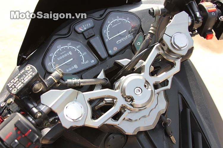 Ngắm Suzuki Bandit 250 độ Turbo và dàn áo Exciter 135 tại Việt Nam 8