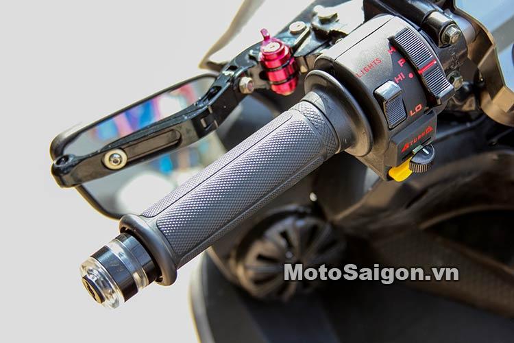 Ngắm Suzuki Bandit 250 độ Turbo và dàn áo Exciter 135 tại Việt Nam 13