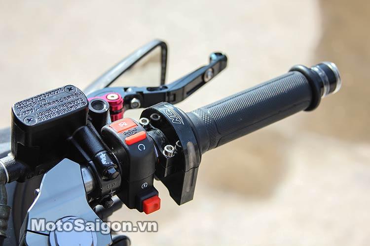 Ngắm Suzuki Bandit 250 độ Turbo và dàn áo Exciter 135 tại Việt Nam 12