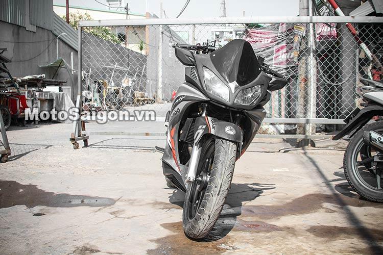 Ngắm Suzuki Bandit 250 độ Turbo và dàn áo Exciter 135 tại Việt Nam 20
