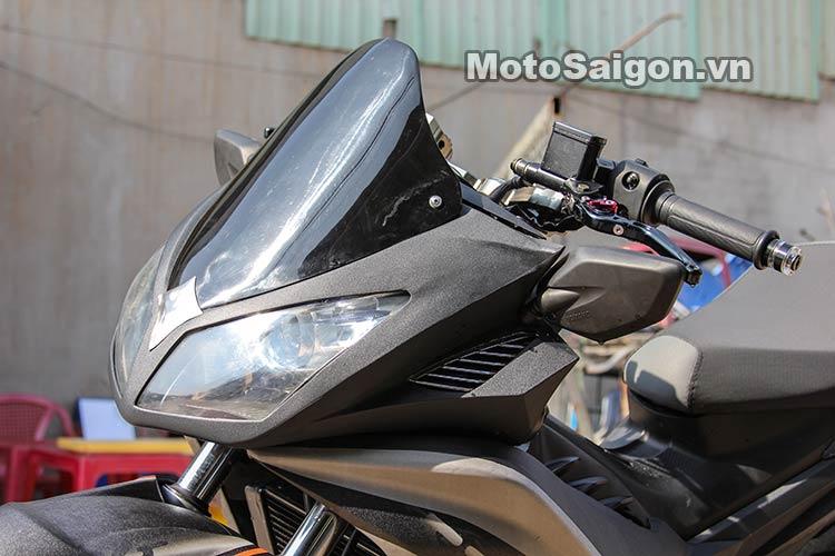 Ngắm Suzuki Bandit 250 độ Turbo và dàn áo Exciter 135 tại Việt Nam 11