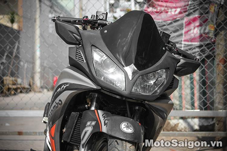Ngắm Suzuki Bandit 250 độ Turbo và dàn áo Exciter 135 tại Việt Nam 2