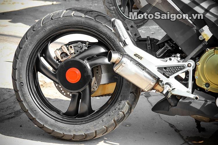 Ngắm Suzuki Bandit 250 độ Turbo và dàn áo Exciter 135 tại Việt Nam 10