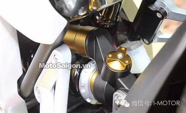 HChi tiết cận cảnh xe Honda SFA 150 2016 sắp ra mắt thị trường 7