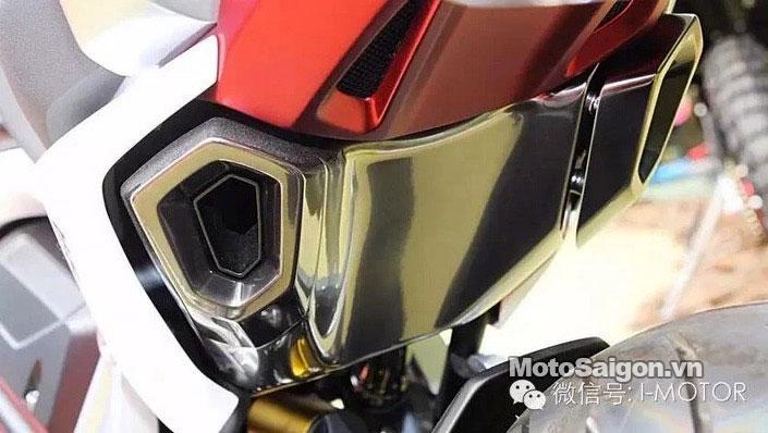 Chi tiết cận cảnh xe Honda SFA 150 2016 sắp ra mắt thị trường 4