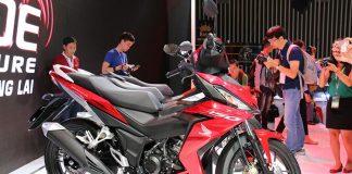 Honda Winner 150 giá bán đồ chơi phụ kiện độ đẹp