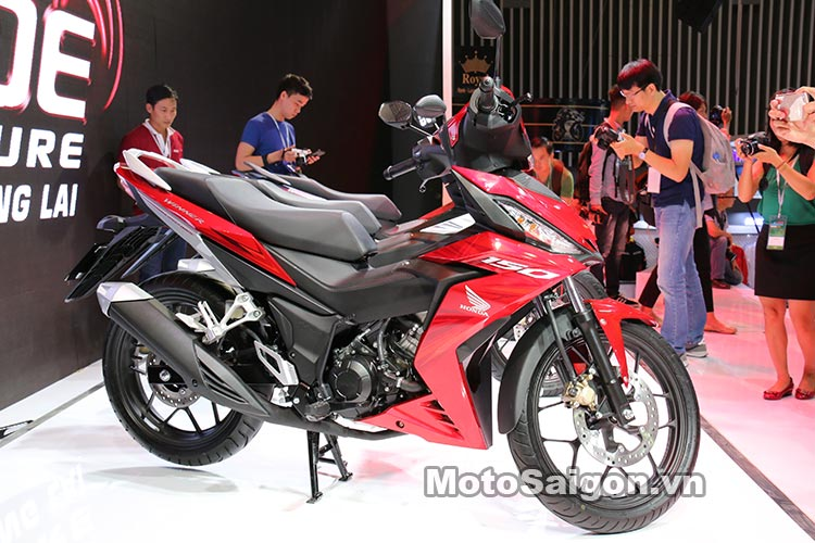 Honda Winner 150 Repsol tại Malaysia với 3 màu tùy chọn 2