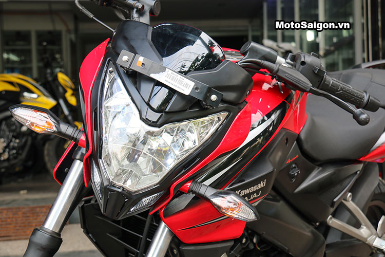 Kawasaki Pulsar 200NS 2016 với giá 78 triệu tại Việt Nam 6