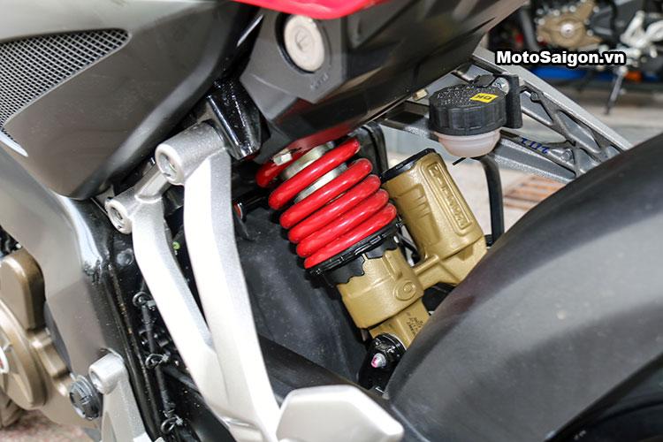 Kawasaki Pulsar 200NS 2016 với giá 78 triệu tại Việt Nam 29