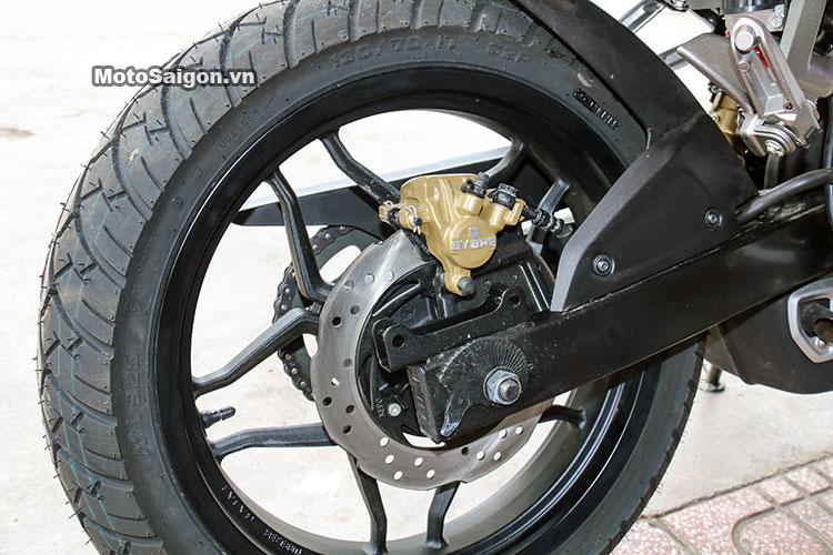 Cận cảnh Kawasaki Bajaj Pulsar 200NS có giá bán 78 triệu đồng 25