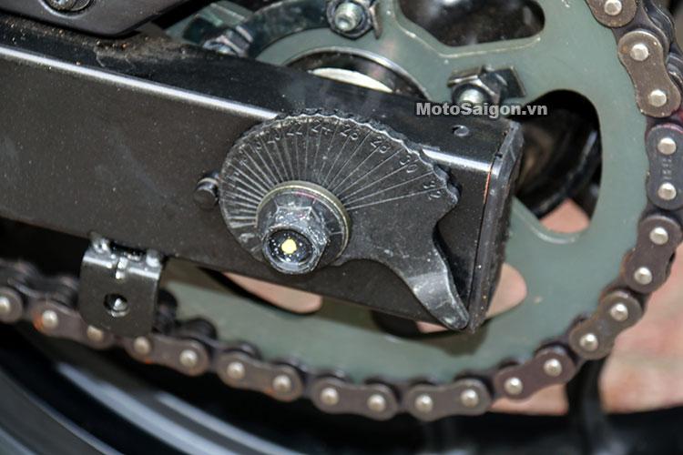 Cận cảnh Kawasaki Bajaj Pulsar 200NS có giá bán 78 triệu đồng 24