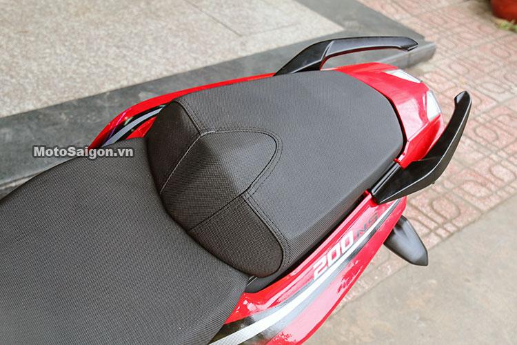 Cận cảnh Kawasaki Bajaj Pulsar 200NS có giá bán 78 triệu đồng 22