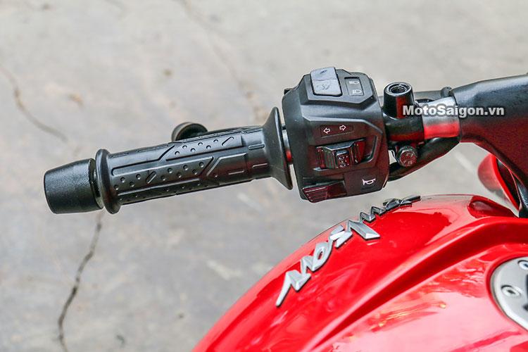 Cận cảnh Kawasaki Bajaj Pulsar 200NS có giá bán 78 triệu đồng 19