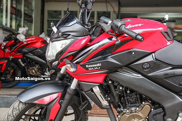 Kawasaki Pulsar 200NS 2016 với giá 78 triệu tại Việt Nam 5