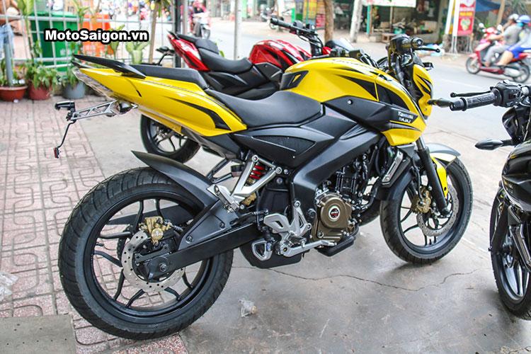 Kawasaki Pulsar 200NS 2016 với giá 78 triệu tại Việt Nam