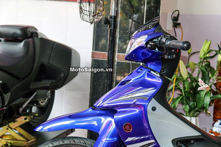 Xe Yamaha Z125 2016 có giá 250 triệu tại Việt Nam