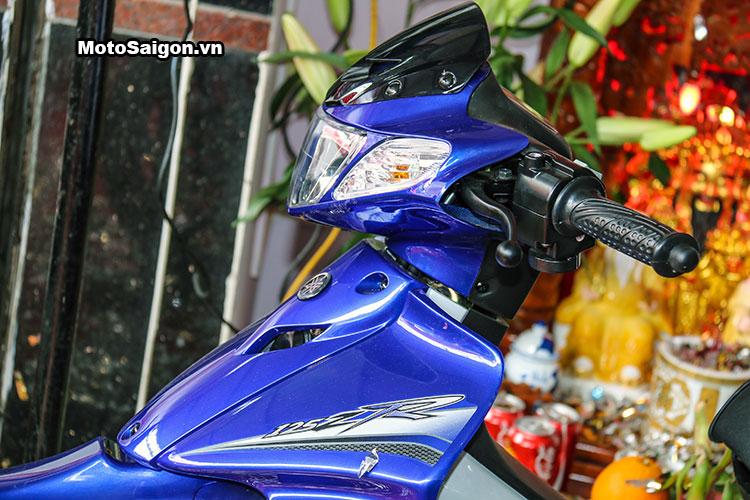 Xe Yamaha Z125 2016 có giá 250 triệu tại Việt Nam 14