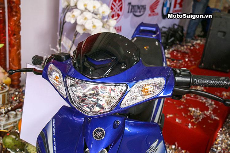 Xe Yamaha Z125 2016 có giá 250 triệu tại Việt Nam 7
