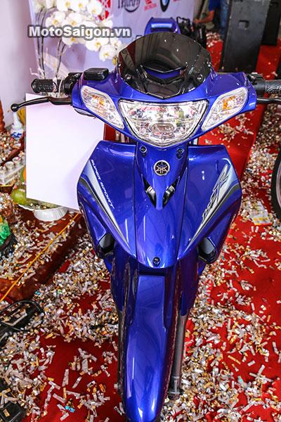Xe Yamaha Z125 2016 có giá 250 triệu tại Việt Nam 8