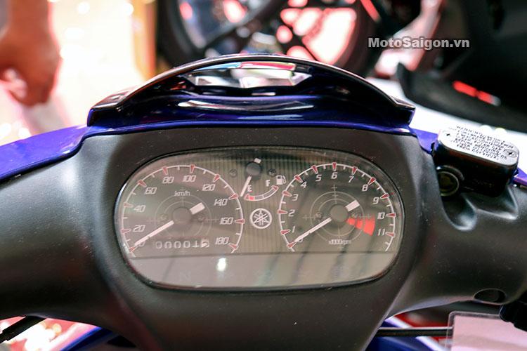 Xe Yamaha Z125 2016 có giá 250 triệu tại Việt Nam 9