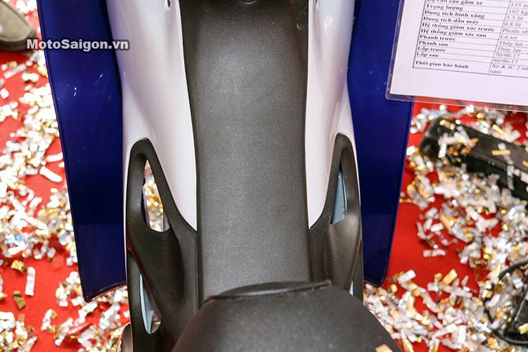 Xe Yamaha Z125 2016 có giá 250 triệu tại Việt Nam 10