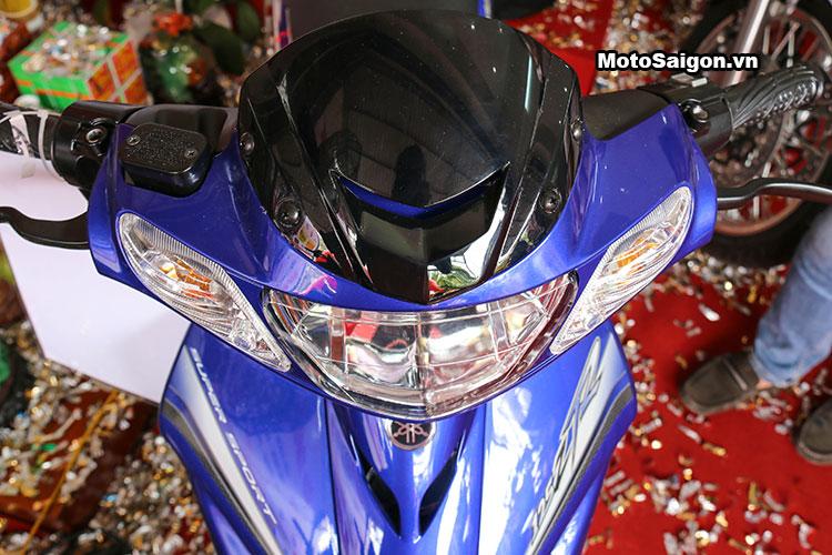 Xe Yamaha Z125 2016 có giá 250 triệu tại Việt Nam 13