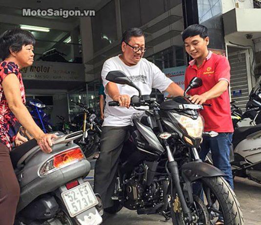 Giá bán Kawasaki Bajaj Pulsar 200NS 2016