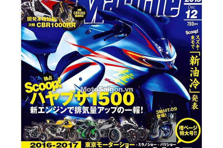 Lộ hình ảnh Kawasaki Ninja ZX-11R đối thủ của Suzuki Hayabusa 1400cc 4