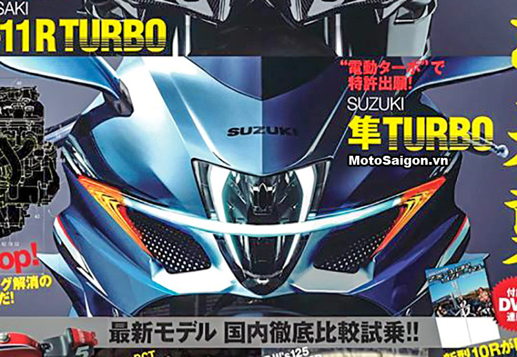 Lộ hình ảnh Kawasaki Ninja ZX-11R đối thủ của Suzuki Hayabusa 1400cc 3