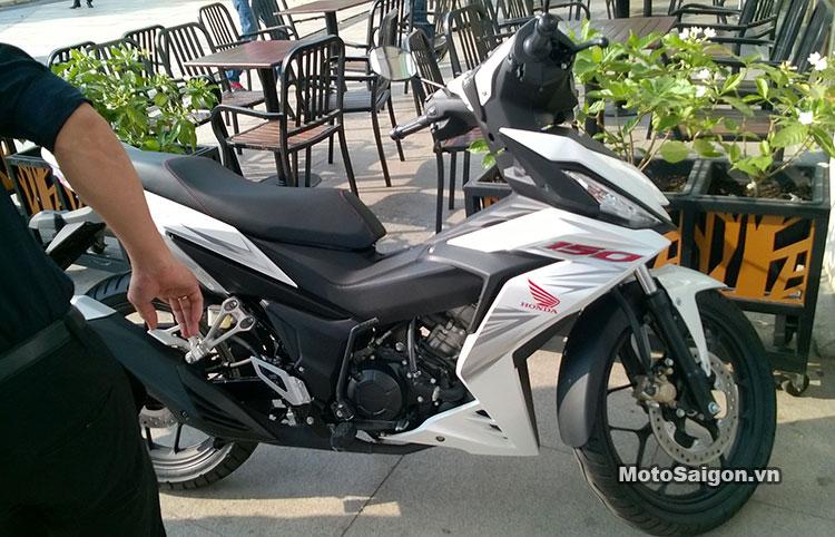 Xe Honda Winner đã xuất hiện trên đường phố Việt Nam 4