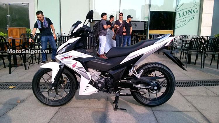 Xe Honda Winner đã xuất hiện trên đường phố Việt Nam 5