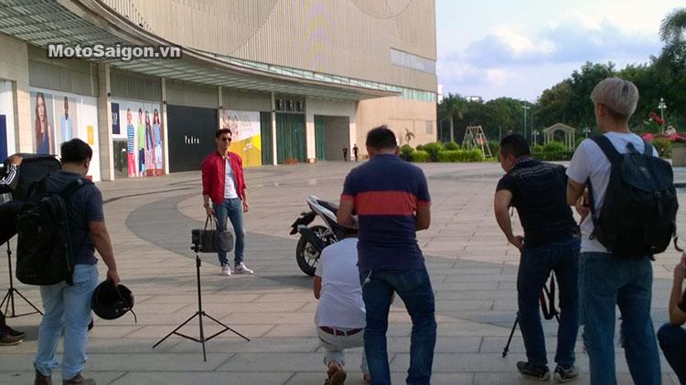 Xe Honda Winner đã xuất hiện trên đường phố Việt Nam 3