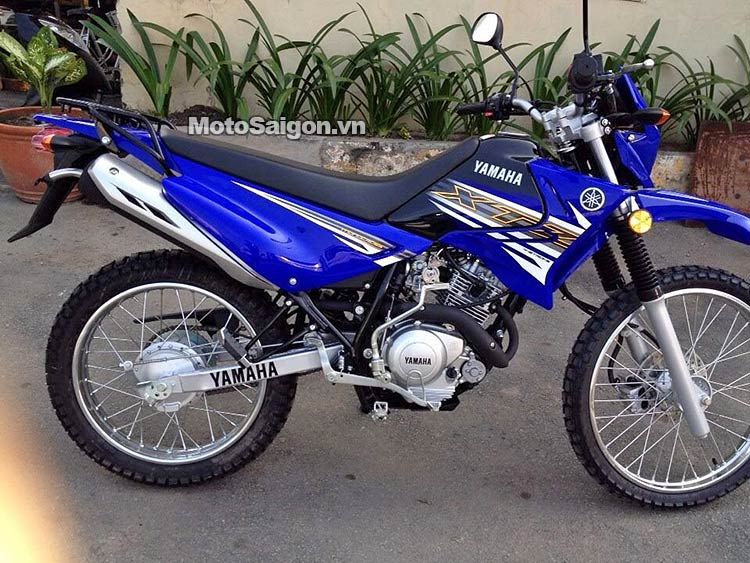 Yamaha XTR 125 2016