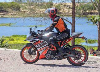 Đánh giá KTM RC 250 sau 4500km đi tour