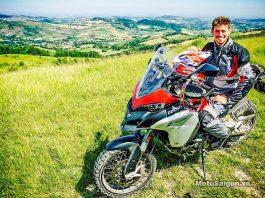 Đánh giá MultiStrada 1200 Enduro cùng tay đua Casey Stoner