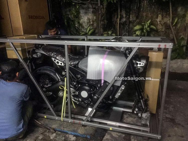 Yamaha XSR900 2016 tại Việt Nam đã chính thức có mặt 3