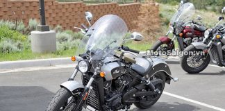 Indian Scout Touring 2017