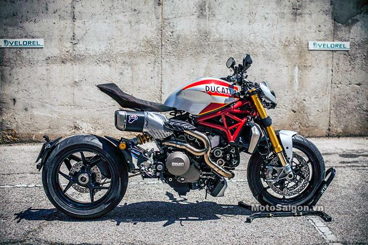 Harley Iron 883 độ đẹp phong cách Darkness và chất tại Nga