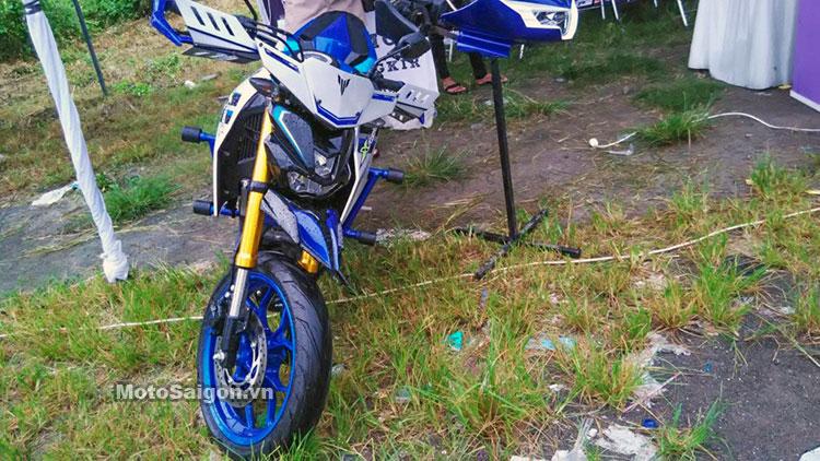 10 chiếc Yamaha M-Slaz MT-15 Xabre độ đẹp