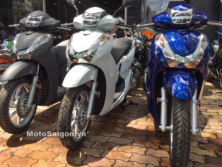 Honda SH 300i 2016 tiếp tục về Việt Nam với giá bán mới 5