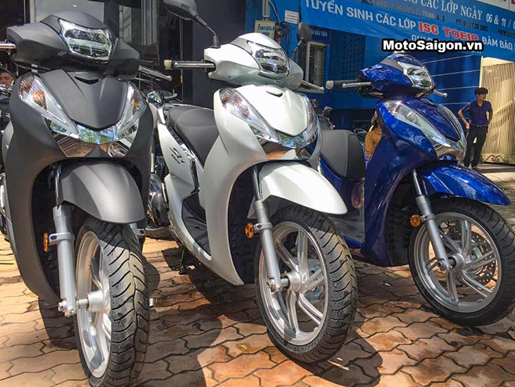 Honda SH 300i 2016 tiếp tục về Việt Nam với giá bán mới 4