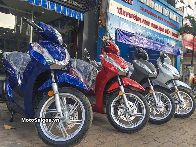 Honda SH 300i 2016 tiếp tục về Việt Nam với giá bán mới 3