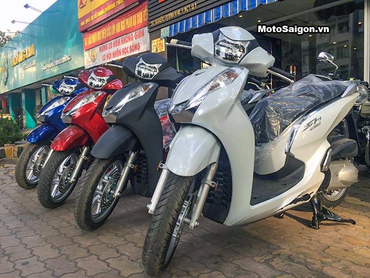 Honda SH 300i 2016 tiếp tục về Việt Nam với giá bán mới 1