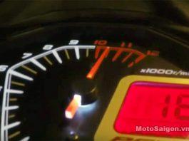 Tốc độ tối đa của Winner 150 zin, max speed 144km/h