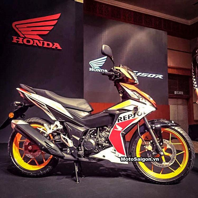 Honda Winner 150 Repsol tại Malaysia với 3 màu tùy chọn 6